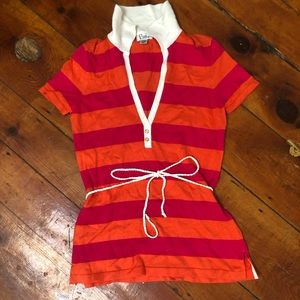 Lily Pulitzer striped shirt